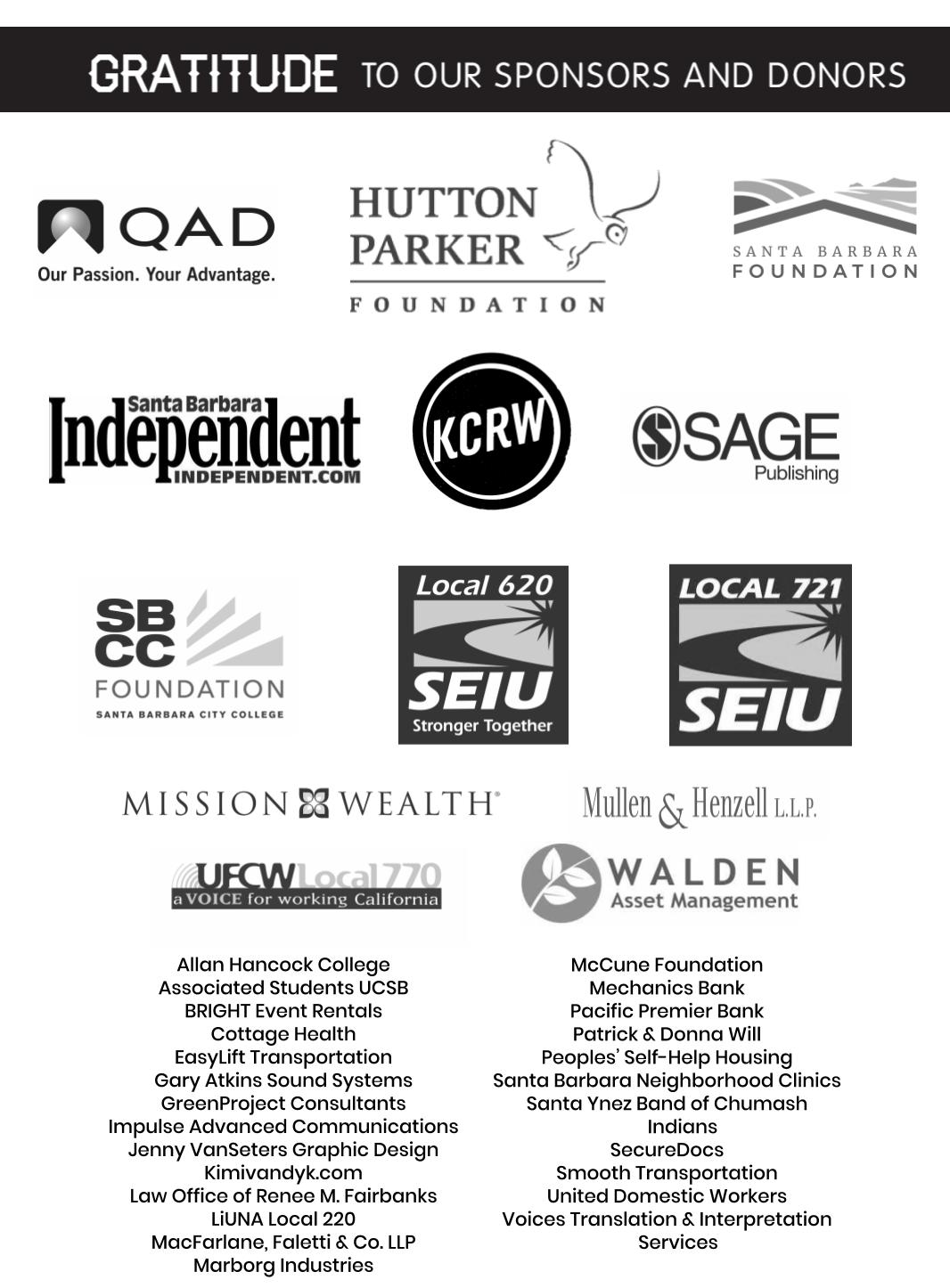 B&R 2019 Thank you to Sponsors - updated 9_23_2019