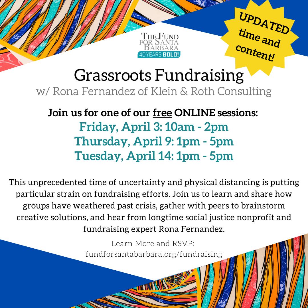 ENGLISH FINAL Grassroots Fundraising