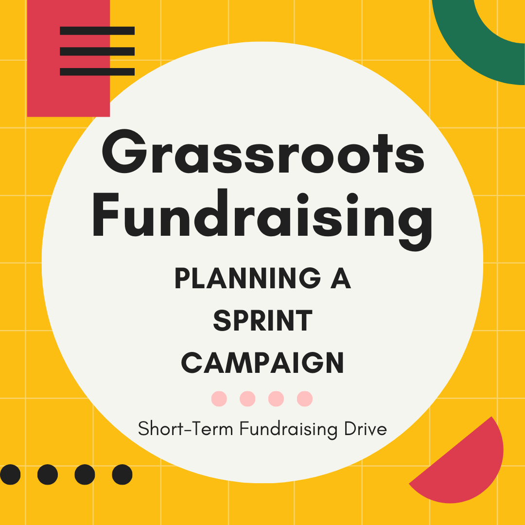 Grassroots Fundraising (1)