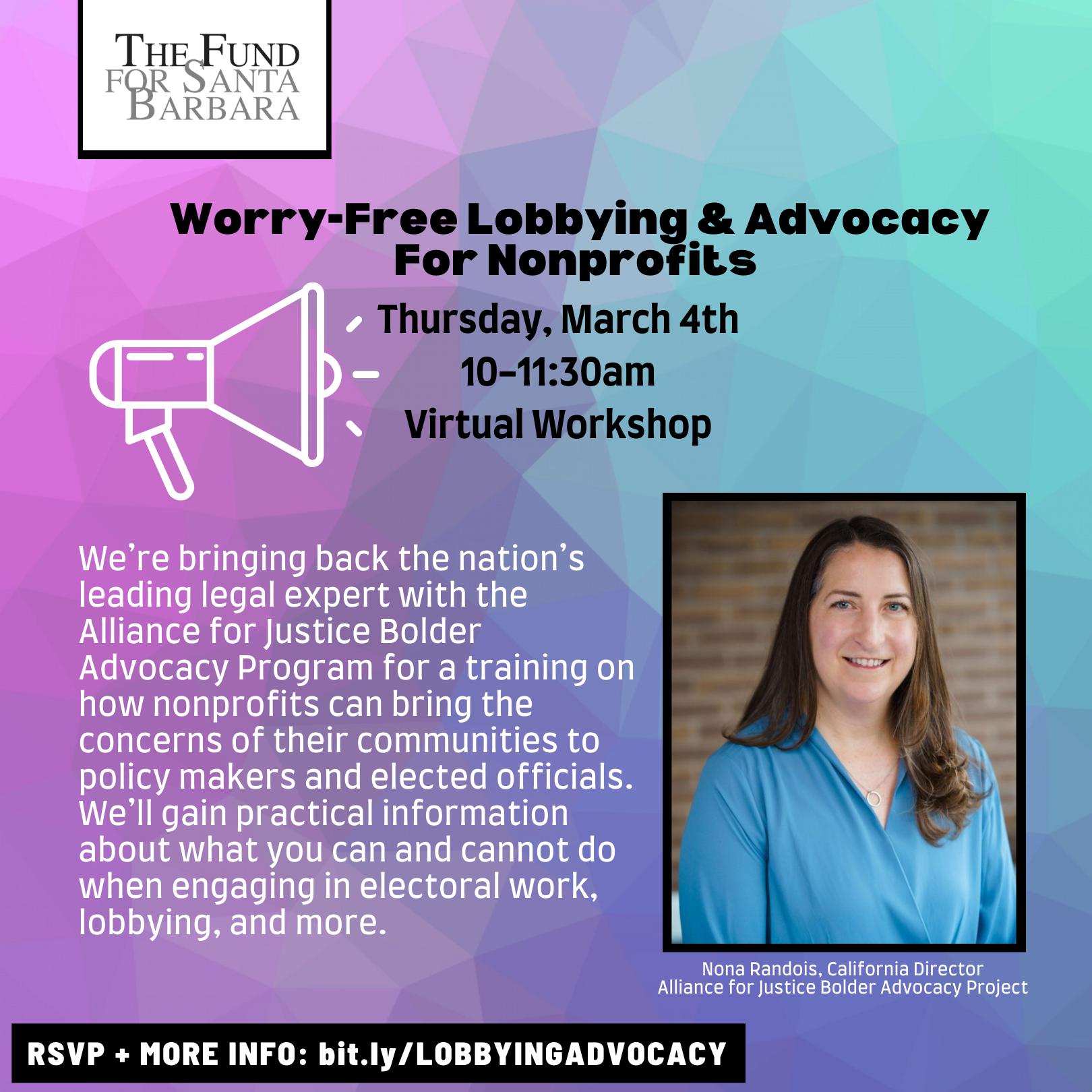 3_4_21 Lobbying & Advocacy