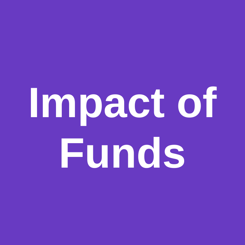 Impact of Funds